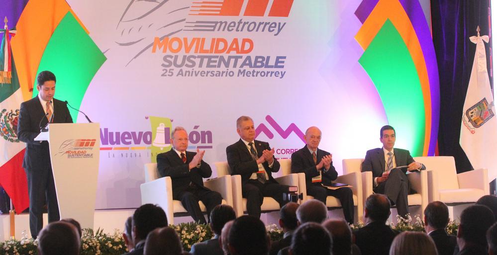 Inicia Metrorrey seminario de movilidad sustentable