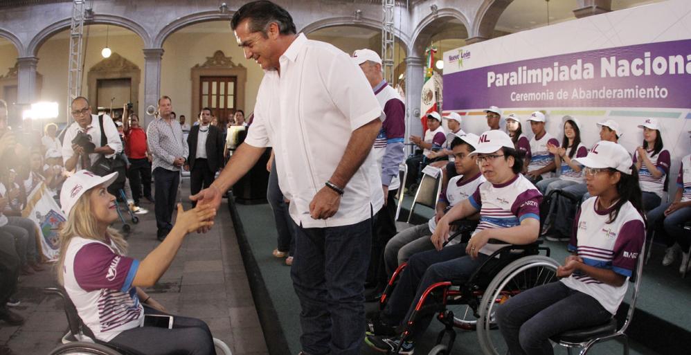 Participarán 208 deportistas en la Paralimpiada 2016