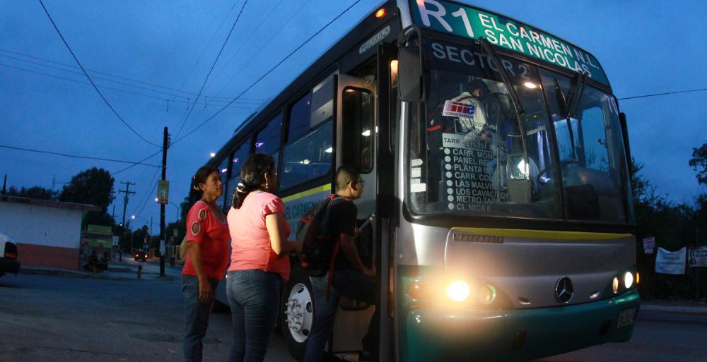 Arranca consorcio de transporte Escobedo-Valle de las Salinas