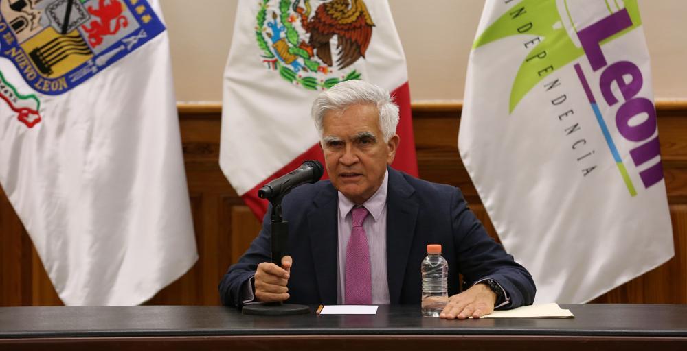 Cita Subprocuraduría al ex Gobernador Rodrigo Medina por incremento patrimonial