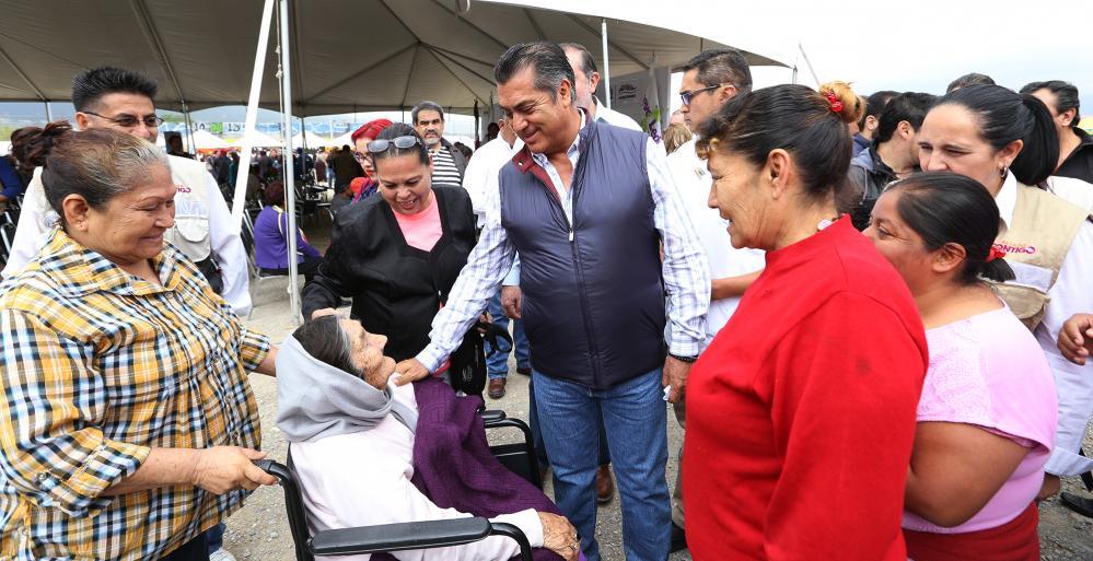 Inicia Gobierno Ciudadano obras en Colonia CROC