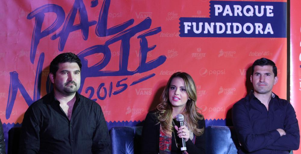 Anuncia Gobierno Estatal realización del festival Pal Norte 2015