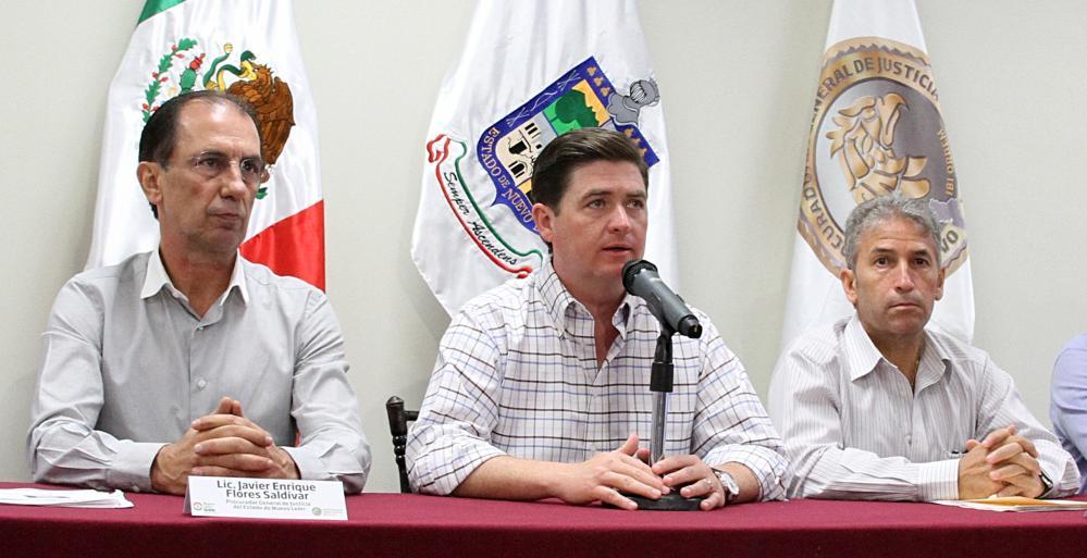 Supervisa Gobernador avances de los operativos de Seguridad en la Agencia Estatal de Investigaciones