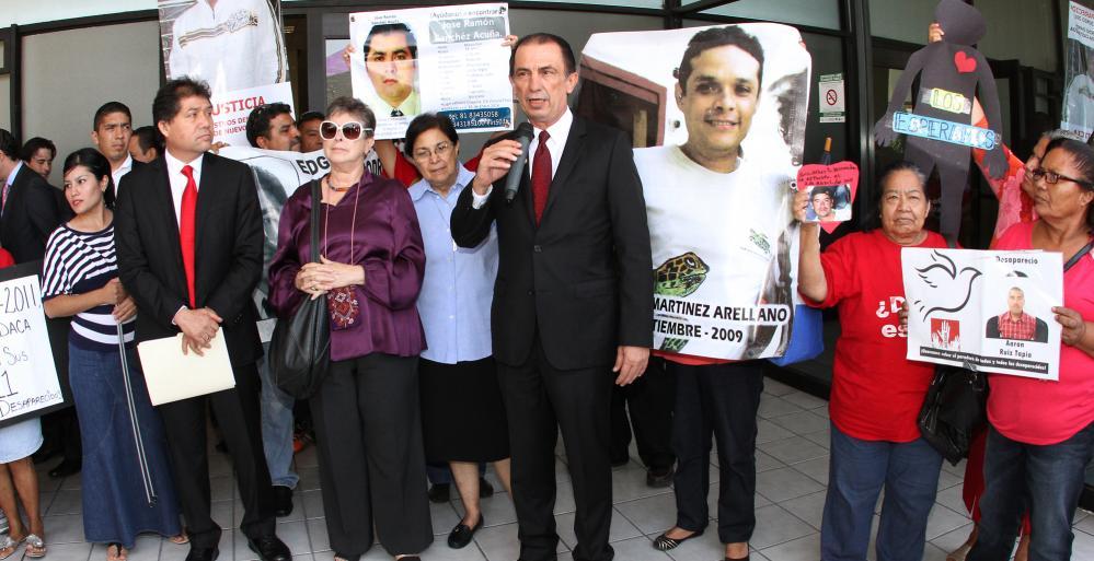 Reconoce Cadhac labor de la Procuraduría en la búsqueda de personas desaparecidas.