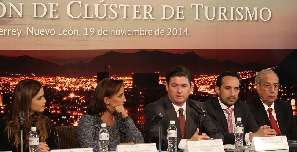 Instalan en Nuevo León primer cluster de  Turismo del país
