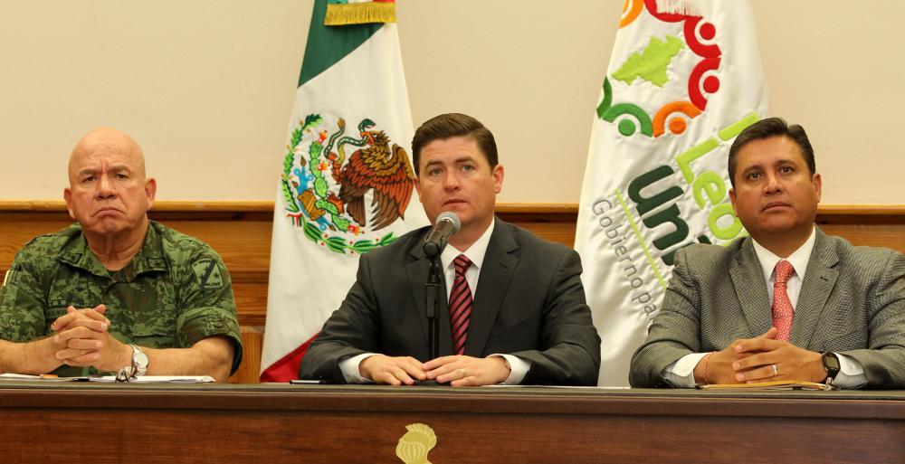 Nuevo León no únicamente asume su responsabilidad y respalda al Presidente de la República en este llamado