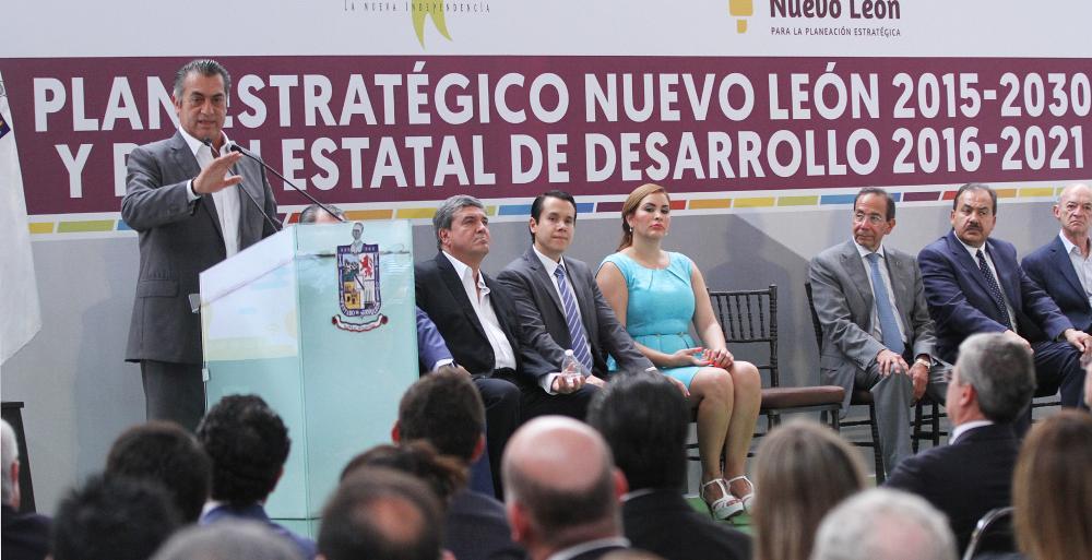 Presenta Bronco planes del Gobierno Ciudadano
