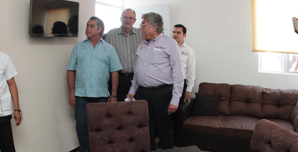 Ofrece Estado casas a policías de Fuerza Civil y  ciudadanos de Linares