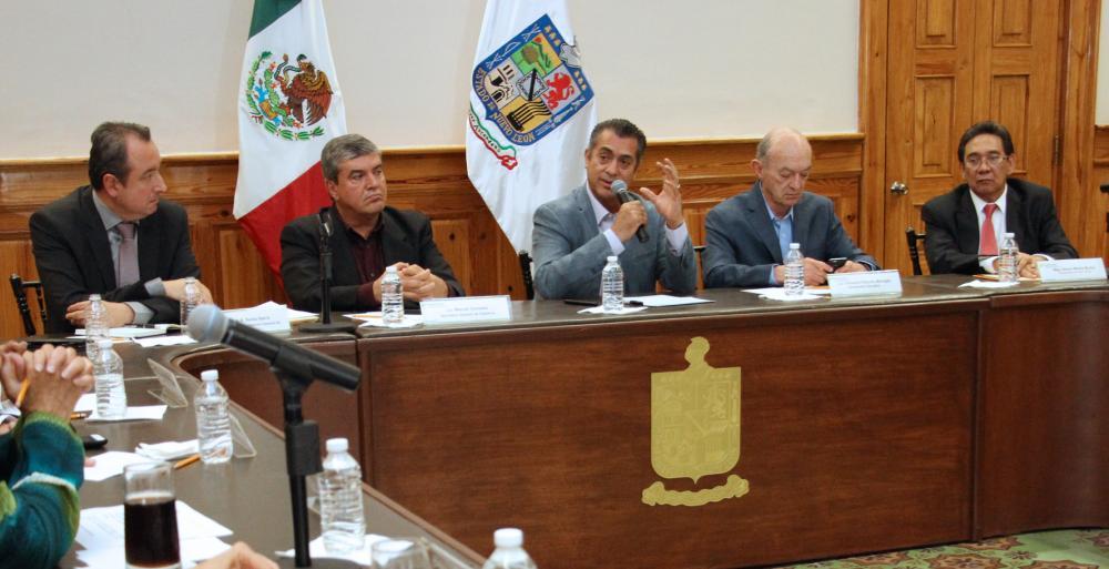 Gobernador Jaime Rodríguez Bronco