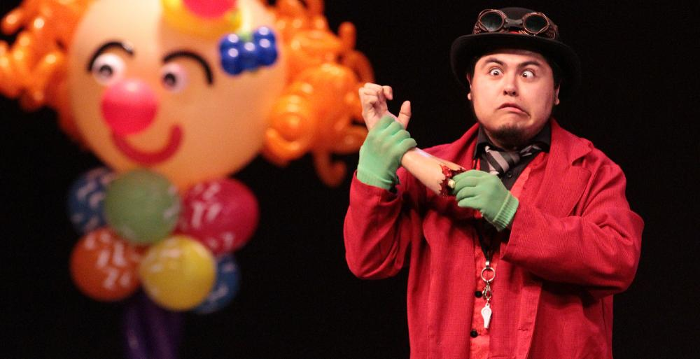Reviven fiesta circense en Nuevo León