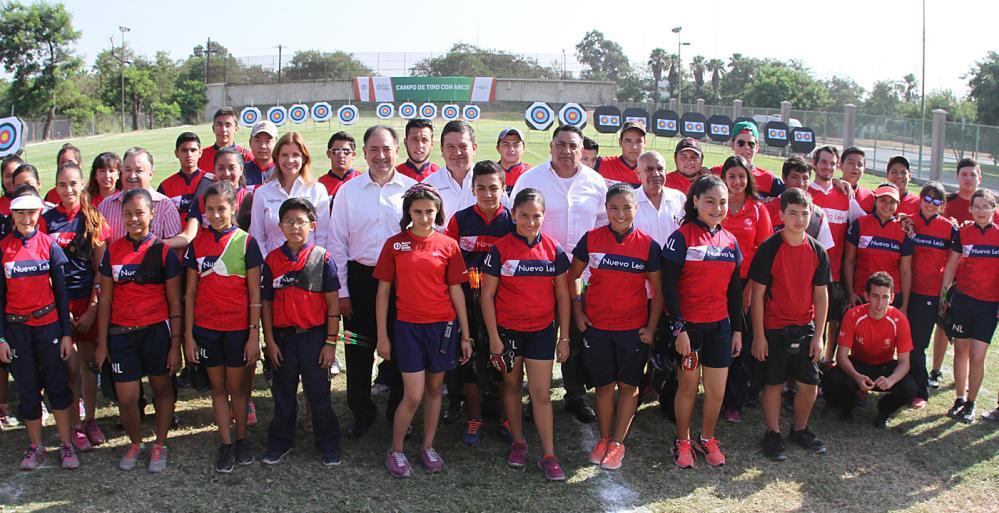 Inaugura Gobierno Estatal nueva infraestructura deportiva en el CARE