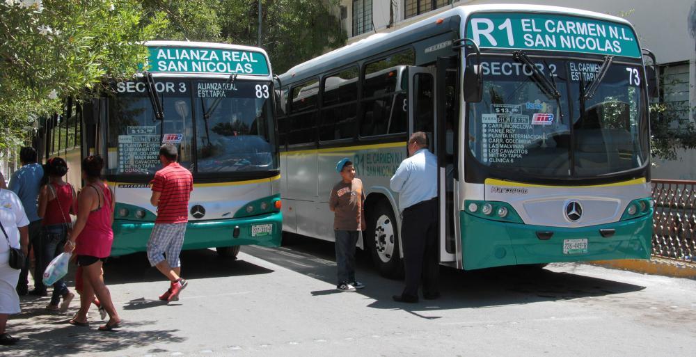 Ofrecerá consorcio transporte mejor y más barato a usuarios de 6 municipios