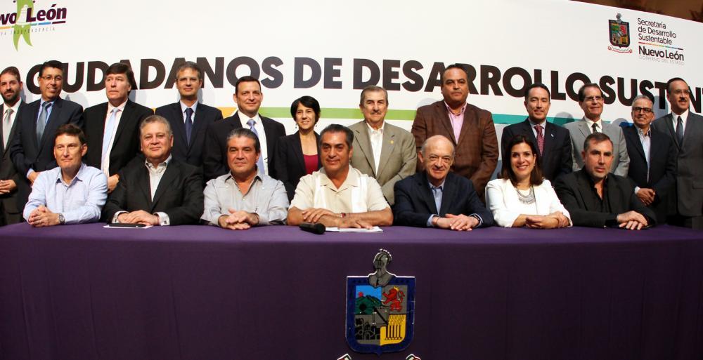Integran a especialistas independientes en consejos ciudadanos de Desarrollo Sustentable