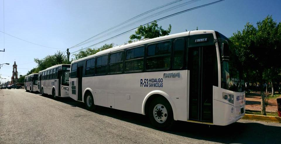 Lleva Gobierno Ciudadano ruta urbana a Mina e Hidalgo