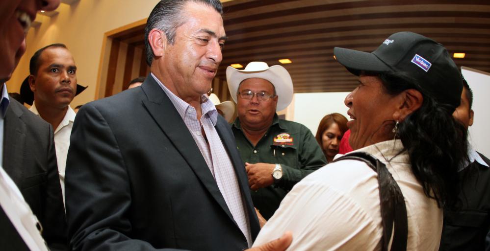 Proyecta Gobierno de Nuevo León invertir 300 millones de pesos en el campo.