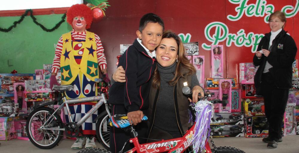 Concluye DIF Nuevo León Gira Navideña 2014