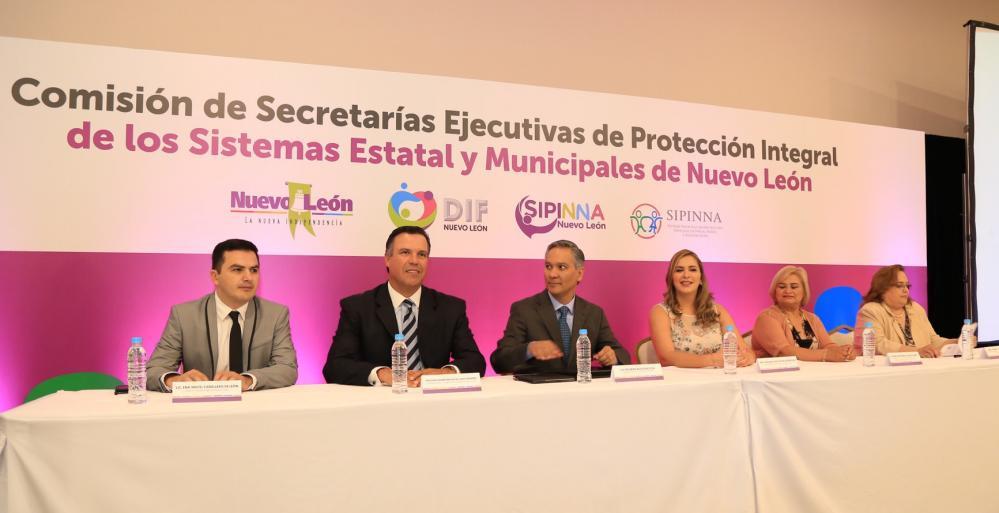 Instalan comisiones en favor de los derechos de niñas, niños y adolescentes