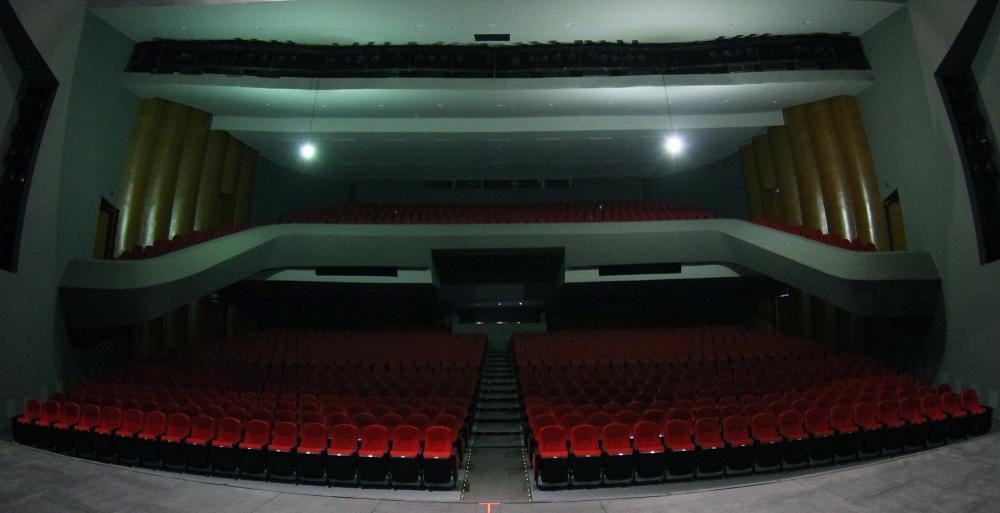 Renuevan instalaciones del Teatro de la Ciudad