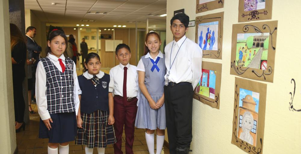 Plasman estudiantes prevención al acoso escolar