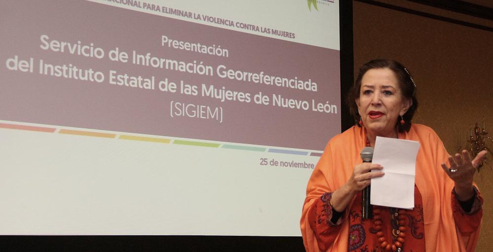 Desarrollan  plataforma para eliminar violencia contra las mujeres