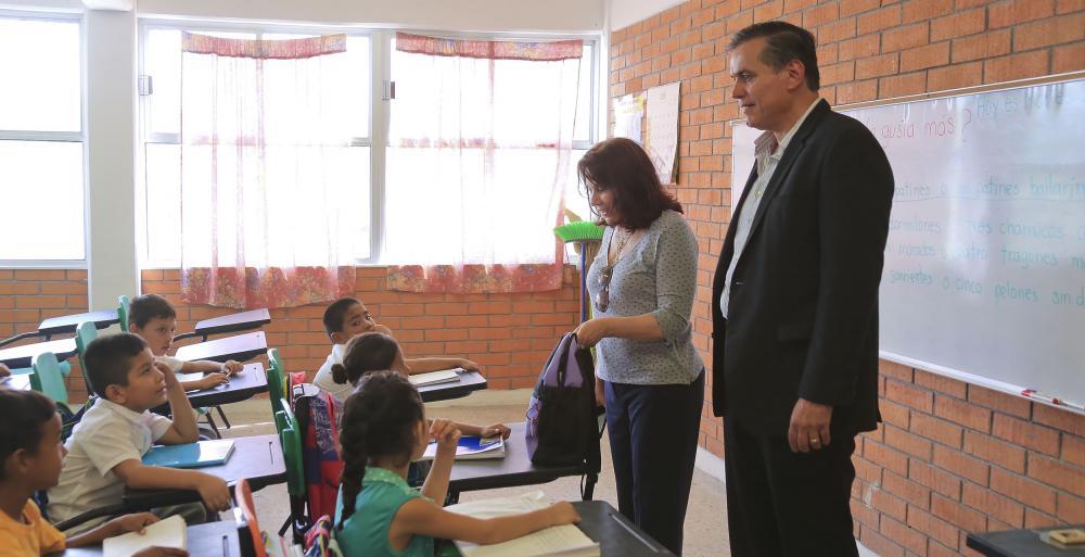 Educación aulas moviles