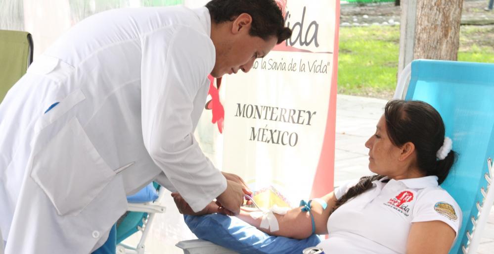 Invita Gobierno ciudadano a sumarse a la donación altruista de sangre