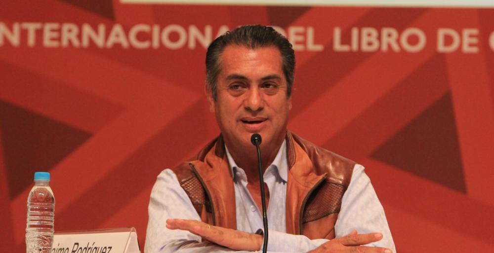 """""""Dará NL ejemplo nacional de combate a la corrupción"""".- Bronco"""