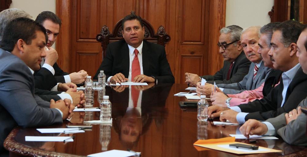 Se acordó solicitar a la SEDENA revisión de las ferias del cohete instaladas en los municipios.