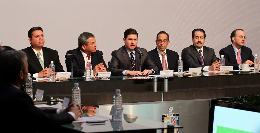 Una vez más el estado de Nuevo León se coloca como ejemplo nacional para el trabajo conjunto entre autoridad y sociedad,