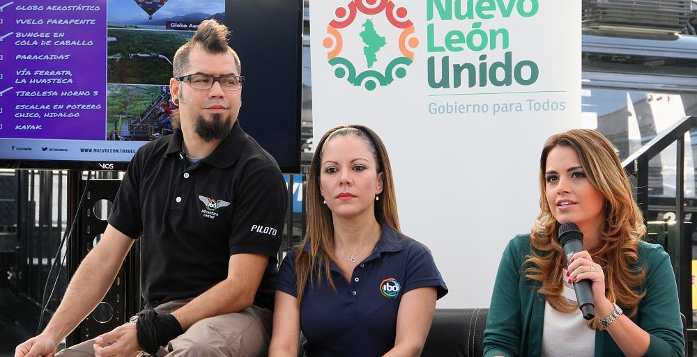 Promueve Codetur parajes naturales de Nuevo León para disfrutan en el primer fin de semana largo de 2015